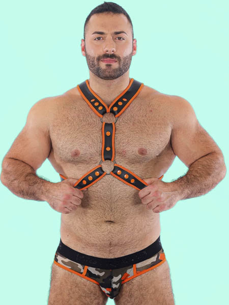 Neo Grizzly Harness