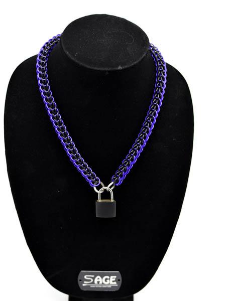 Sage Chainmail Collar